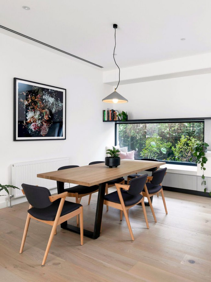 Milroy Street House: Complete Overhaul of an Edwardian House