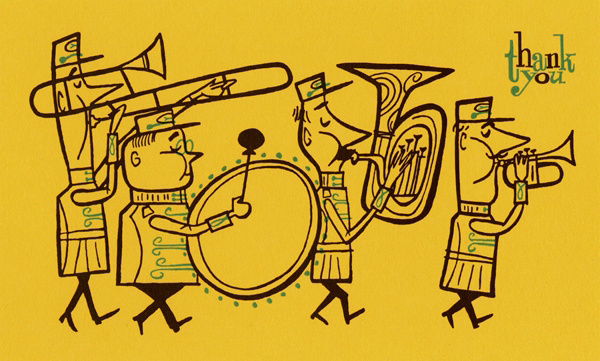 Cory Loven #thankyou #illustration #design #band