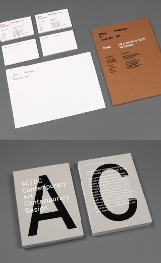Typography #geneva #design #schafftersahli