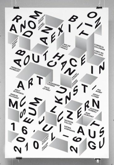 Random Posters « FEIXEN: Design by Felix Pfäffli #design #graphic #poster #typography