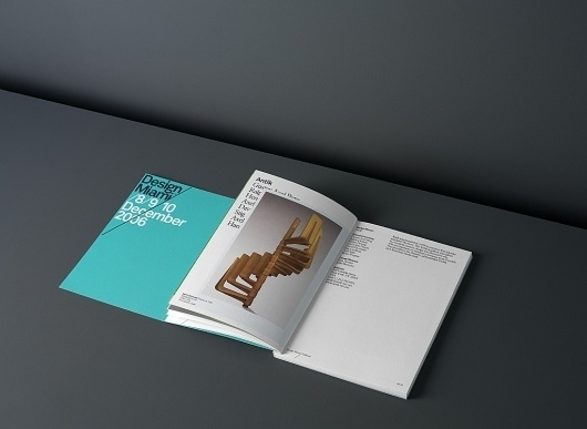 SI Special – MadeThought x Design Miami   September Industry #akkurat #branding #design #graphic #made #thought