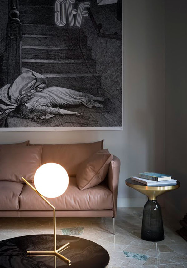 Lamps Inspired by Hanging Street Lights - #lamp, #design, #lighting, lights, lighting design