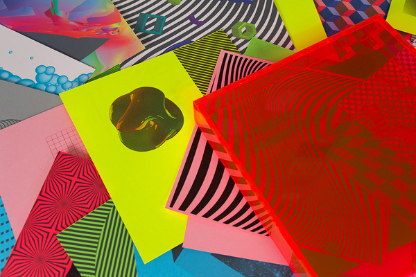 Hyperreal Transmissions   Brian Biles — Form Design Studio — Graphic Design, Typography, & Art Direction