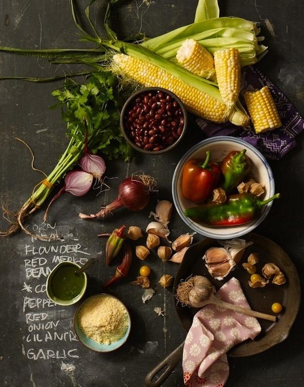 CREATIVE LIVING from a Scandinavian Perspective: Orange #interior #onion #design #food #kitchen #corn