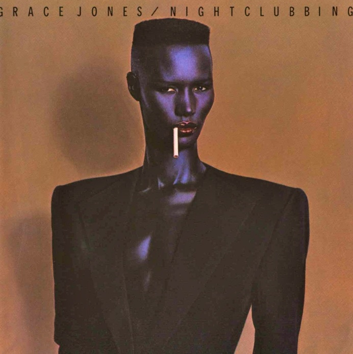 Grace Jones | Nightclubbing album cover