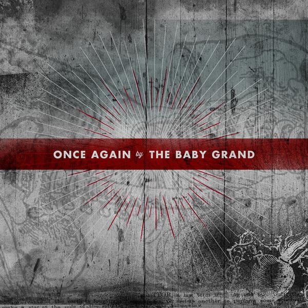 OnceAgain #album #design #graphic #music #typography