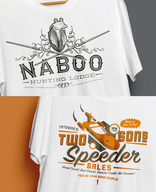 #t-shirt #Star Wars #funny #tattooine #naboo #apparel #shirt