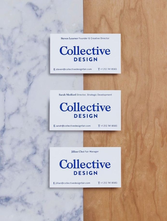 Collective Design #print #cards #business