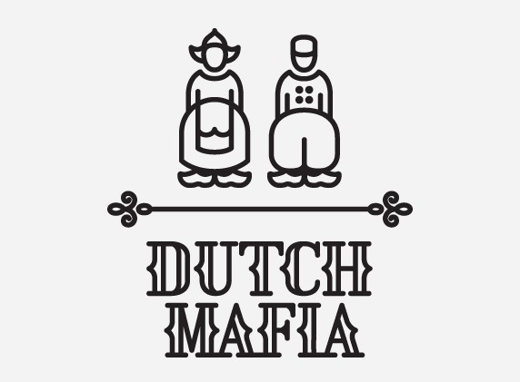 mkn design Michael Nÿkamp #font #mafia #icons #traditional #numbers #type #dutch #figures