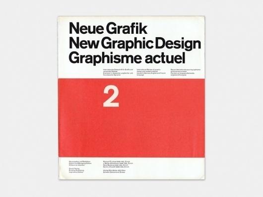 Display   Neue Grafik Magazine 2   Collection #neue #swiss #grafik #1959 #july #book #vivarelli #grid #carlo