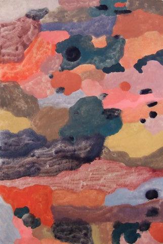 Marianne Hallseth #collage #colour