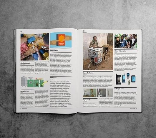 Design;Defined | www.designdefined.co.uk #grid #layout #magazine