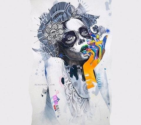 FFFFOUND! | Designaside » Minjae Lee su DeviantArt #art