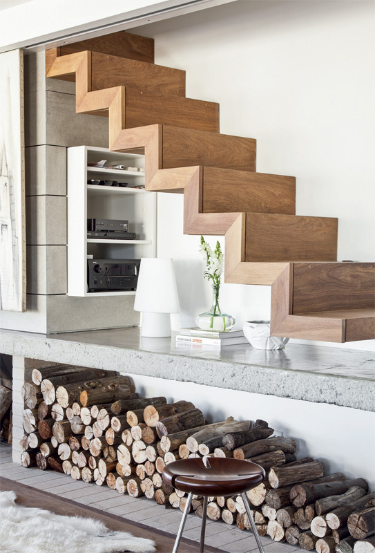 The Design Chaser: Statement Stairs #interior #design #decor #deco #stairs #decoration