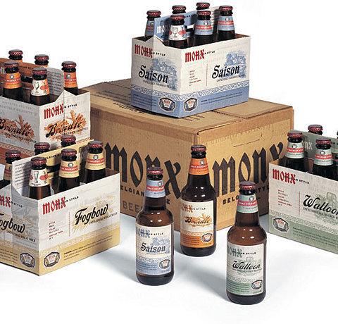 TheDieline.com: Package Design: Studio Spotlight: Mint #packaging #beer