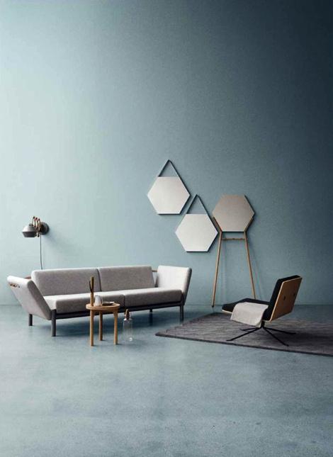 The New Bolia Collection 2014 #interior #blue #furniture #design