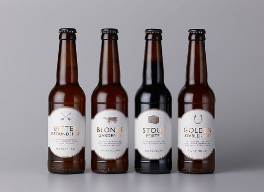 Graphic-ExchanGE - a selection of graphic projects #packaging #beer