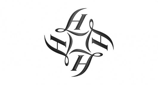 portfolio /// some work on the Behance Network #logo #monogramm #branding