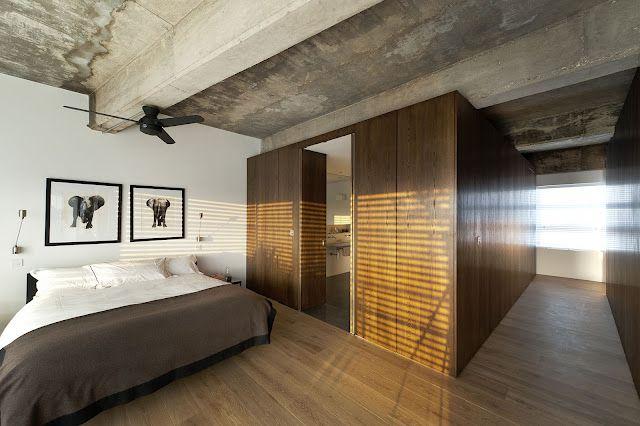 T D C Homes To Inspire London Loft Apartment