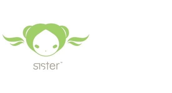 Sister - Tudor Năstase #logo #identity #sister