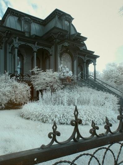 snow #architecture #dream #landscape