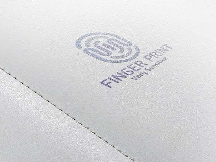 Fingerprint Logo Design