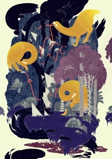 Micah Lidberg | Few Gallery #illustration