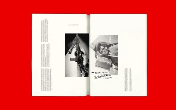 Antic — Magazine - jackwalsh #antic #design #jackwalsh #book #graphic #colour #editorial #magazine #photgraphy