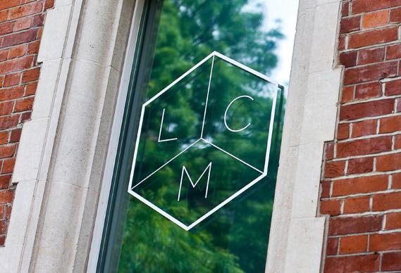LC:M branding by Music #identity #design #graphic #branding