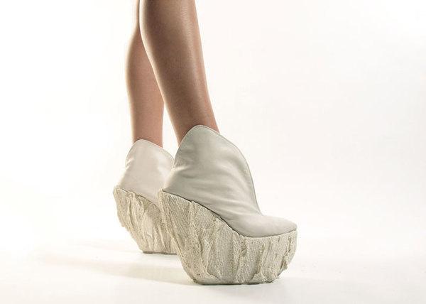 Nu206 #fashion #sculpture #shoes #art