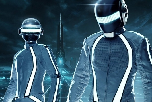Tron Legacy: Daft Punk's Derezzed Collection | Abduzeedo | Graphic Design Inspiration and Photoshop Tutorials #punk #tron #daft #photography #movies