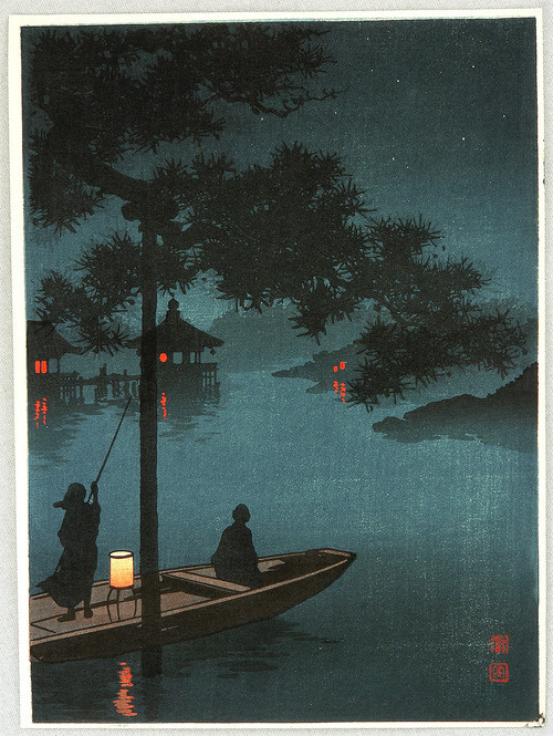 Palette #japanese #vintage #woodblock
