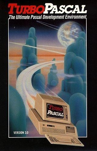 File history #pascal #vintage #80s #programming #turbo