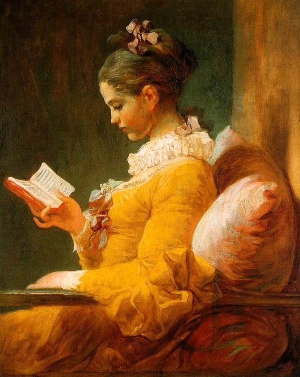 Jean Honore Fragonard #rococo #painting #roccoco
