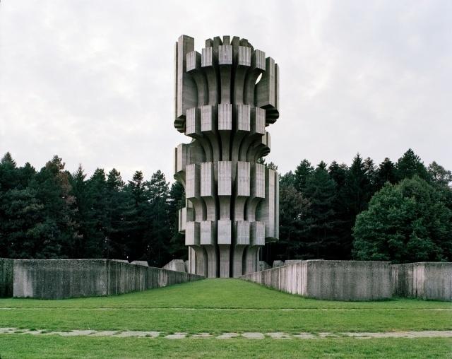 Spomenik, Kozara #monument