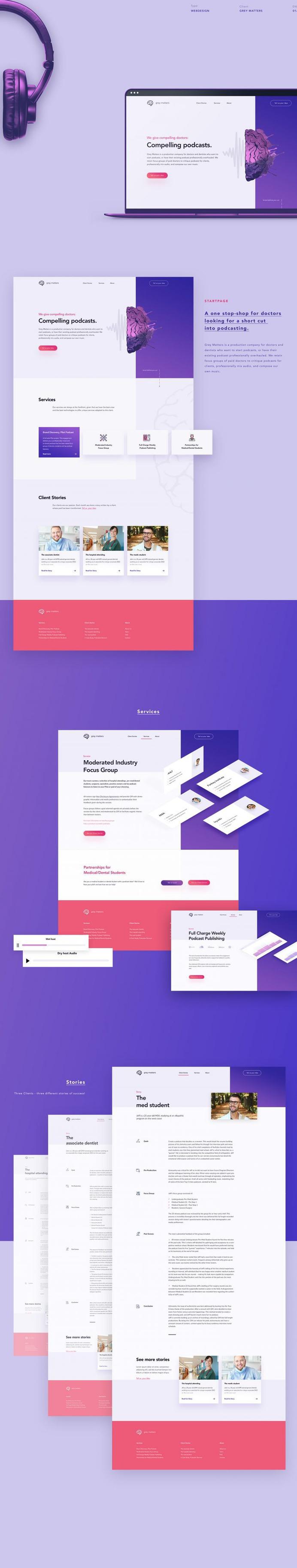 Web Design – Greymatters