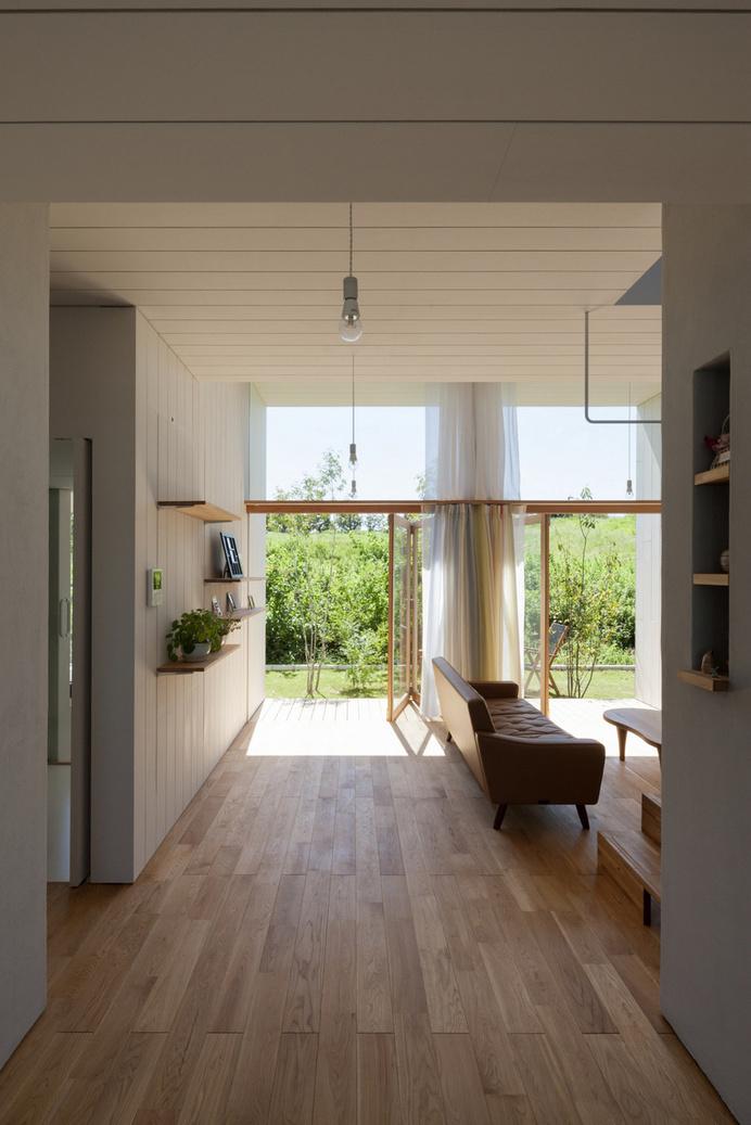 ihrmk-masaki-ihara-passage-of-landscape-toyota-japan designboom #doors