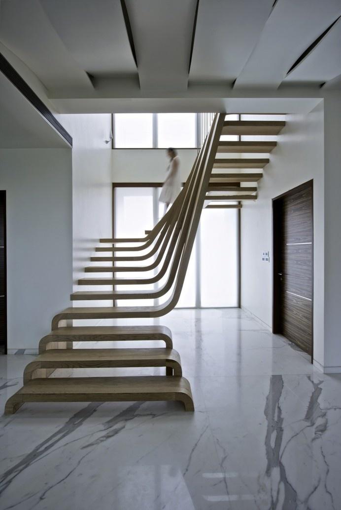 Galería – Departamento SDM / Arquitectura en Movimiento Workshop – 0 #stairs #architecture #modern