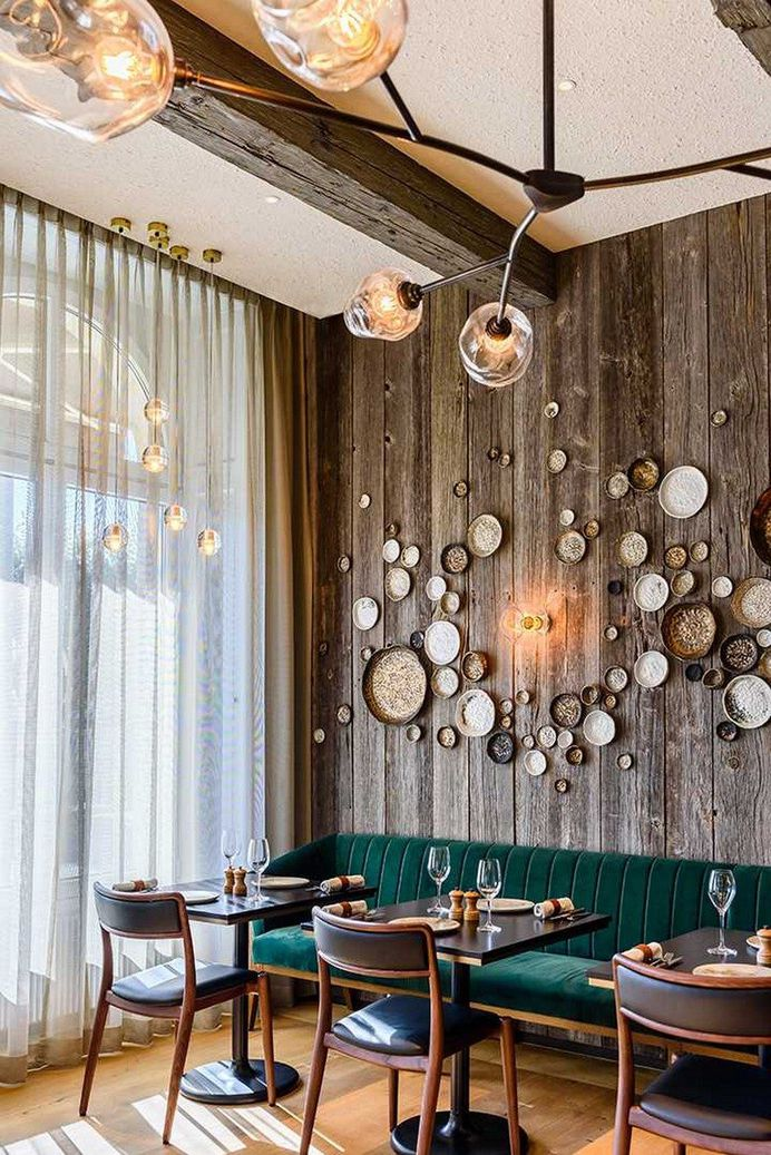 Fiskebar in the Ritz-Carlton Hotel De La Paix, Geneva 4
