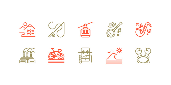 Men's Journal by Tim Boelaars #icon #icondesign #picto #iconography