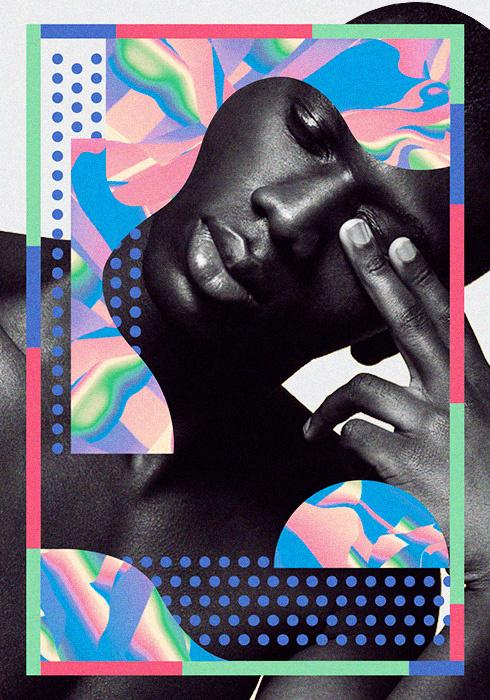 Collage, Alain Vonck