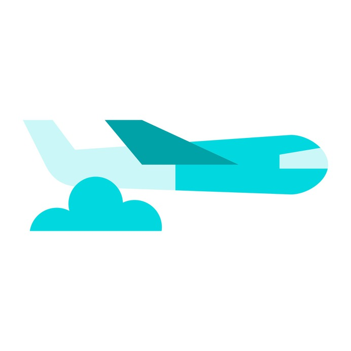 See more icon inspiration related to plane, flight, airport, airplane, transport and aeroplane on Flaticon.