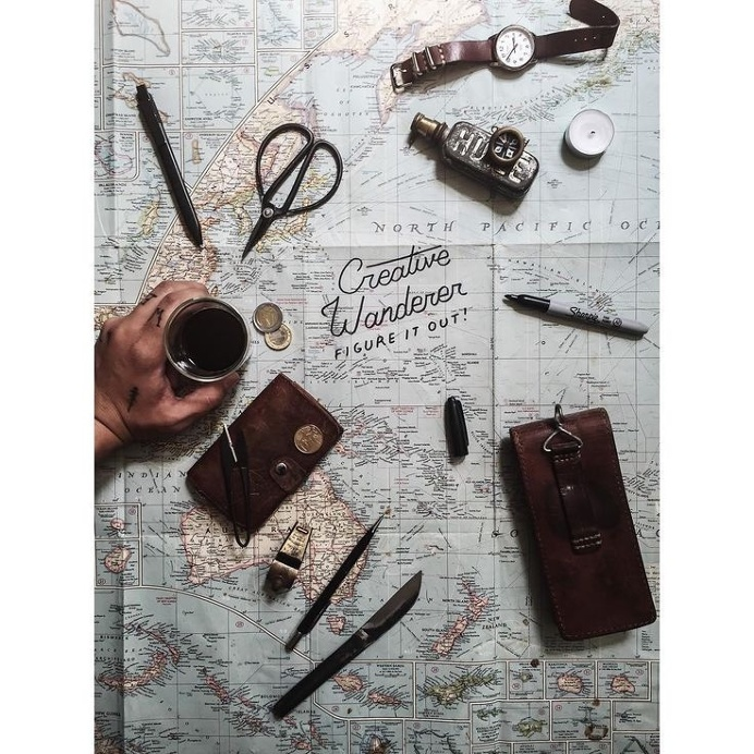 Creative Wanderer by 1924us