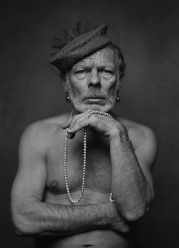 Portraits on Photography Served