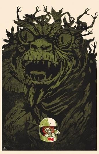 Gremlins – Phantom City Creative | /Film #poster