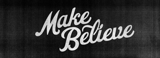 Jeremy Paul Beasley #make #script #believe #beasley #custom #typography