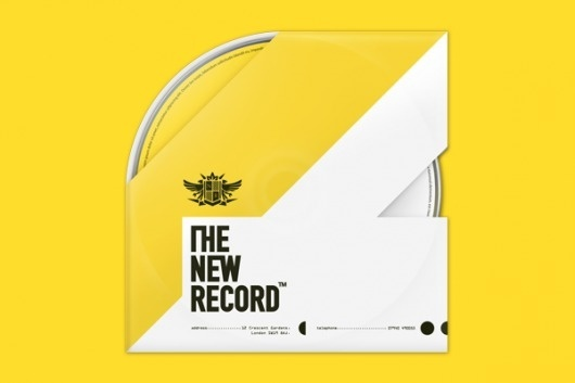 Looks like good Graphic Design by Redkroft #sleeve #redkroft #by #record #the #poland #new