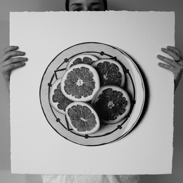 50 Foods Photorealistic Illustrations in 50 Days_8 #illustration #realistic