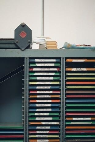 Grain & Gram — The New Gentleman's Journal / Nick Sambrato, Printmaker #print #process