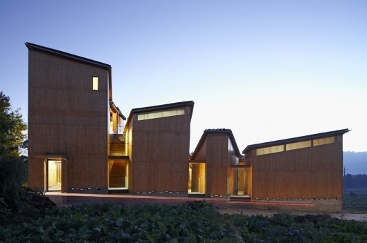 Architecture Photography: Museum of Handcraft Paper / TAO - Museum of Handcraft Paper / TAO (204562) - ArchDaily #museum #archdaily #china #architecture #paper